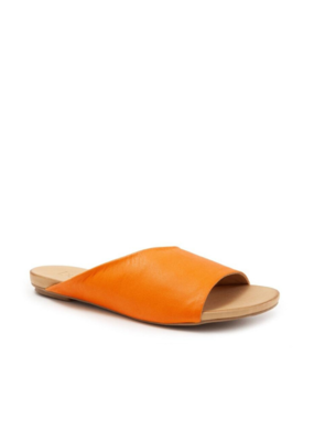 Bueno Kilmer Slide in Mandarin Leather by bueno
