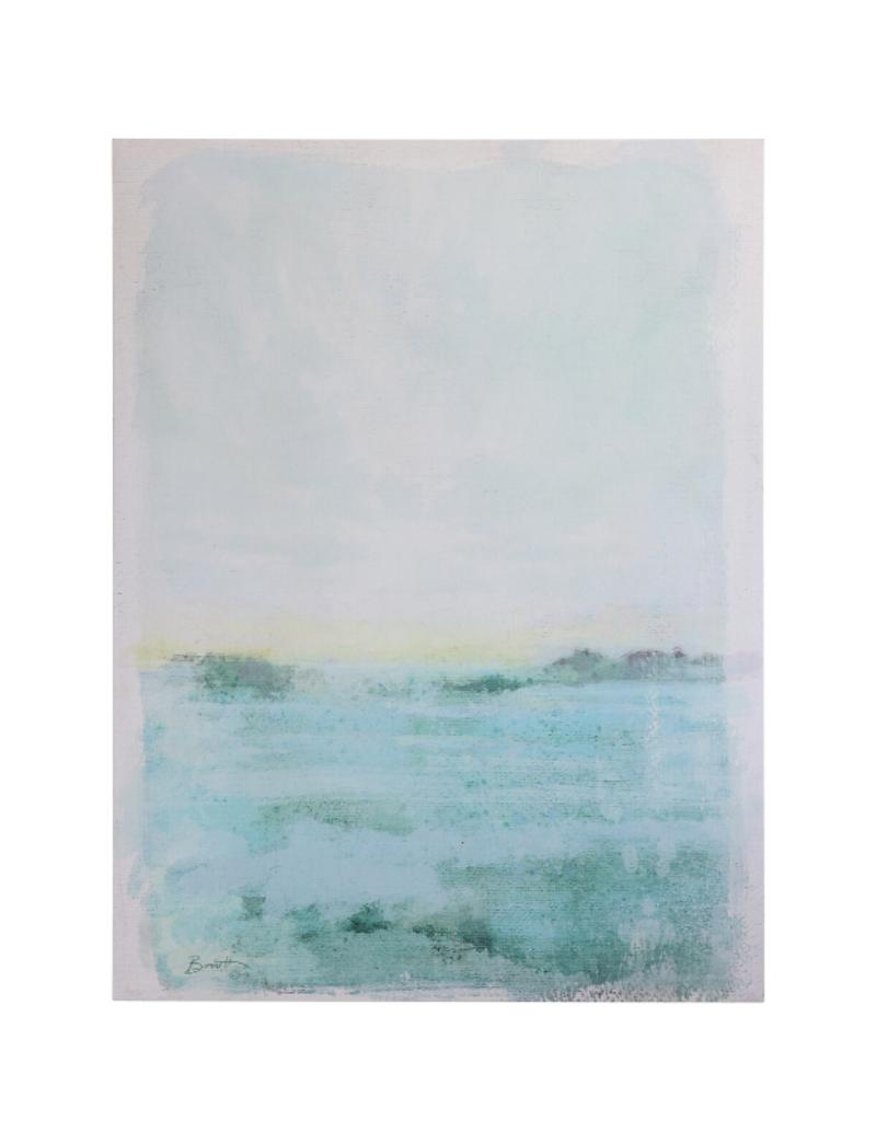 Vertical Landscape Canvas Print