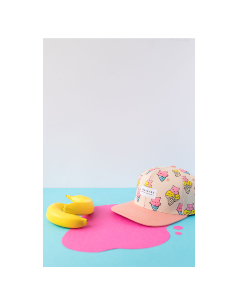 HEADSTER Kitten Cream Cap by Headster