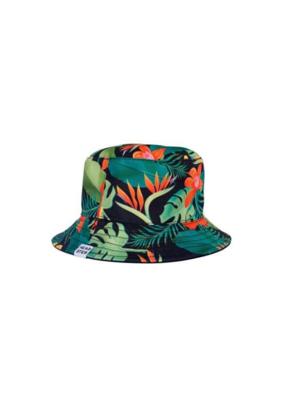 HEADSTER Headster Hat Wild Hibiscus Bucket