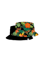 HEADSTER Wild Hibiscus Bucket Hat by Headster