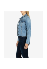Kut from the Kloth Kara Jacket in Standard Wash by Kut from the Kloth