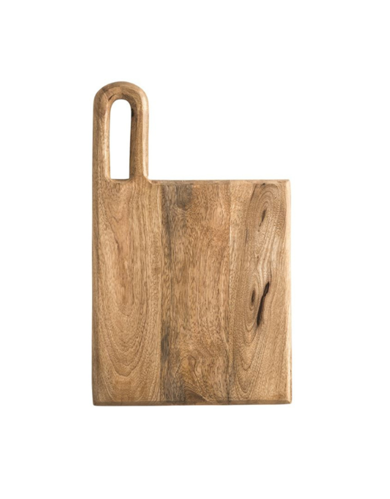 Bloomingville Mango Wood Tray with Handle Small