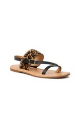 ateliers ATELIERS Fisher Sandal in Leopard