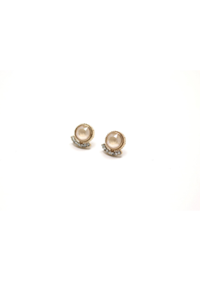 Lover's Tempo Lover's Tempo Mimosa Post Earrings