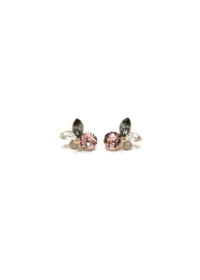Lover's Tempo Lover's Tempo Earrings Corsage Posts Pink