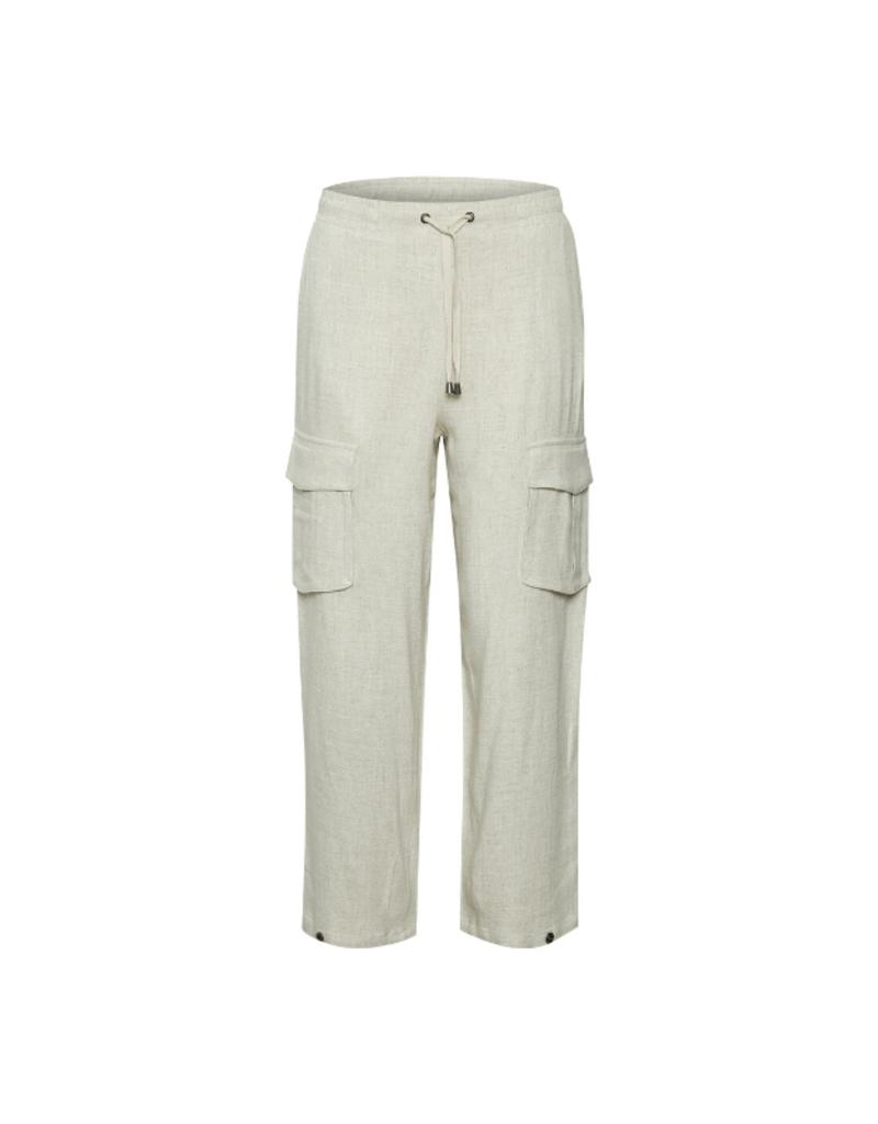 Lorine Pants in Linen Melange by Cream
