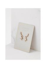 Lover's Tempo Lover's Tempo Alaia Climber Earrings Bronze