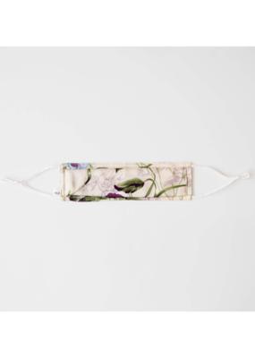 lemonwood Silk Face Mask Fleurs de Provence