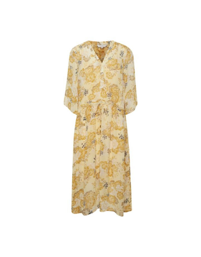 Part Two Cassia Dress in Multi Flower by Part Two