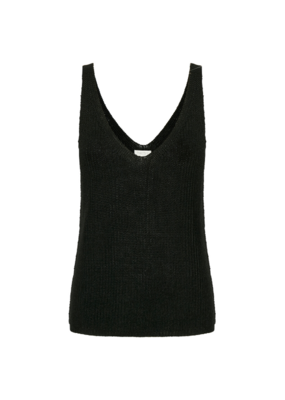 Part Two Camerona Top in Black by Part Two