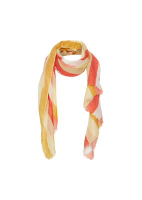 Part Two Carin Scarf in Multi Stripe by Part Two