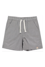 Me & Henry Microstripe Swimshorts Grey by Me & Henry