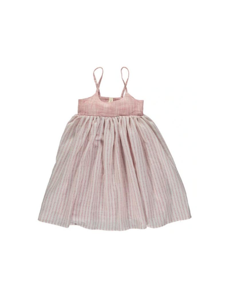 vignette Marin Dress in Cherry by Vignettte