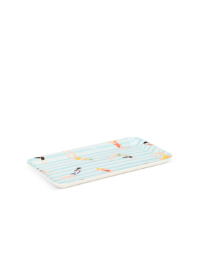 "Swimmer Mini Classic Tray 6x12""L"