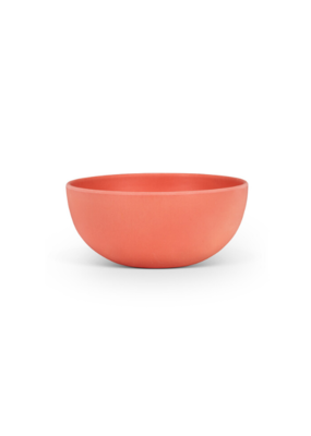 """Small Bowl 5""""D in Coral"""