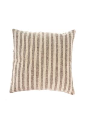 Ingram Stripe Pillow in Sand