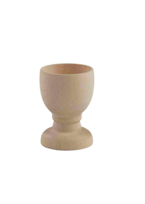 david shaw European Beechwood Egg Cup