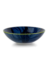 Blue Leaves Poke Bowl 21cm
