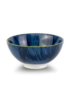 Blue Leaves Bowl 10cm