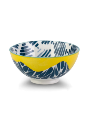 Cobble Yellow Bowl 10cm
