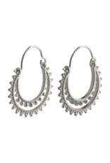 PILGRIM Signe Earring in Silver-Plated by Pilgrim