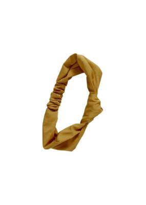 ICHI Hairband in Golden Yellow by ICHI