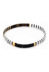 Tila Bead Bracelet 86-8130 by MERX Sofistica