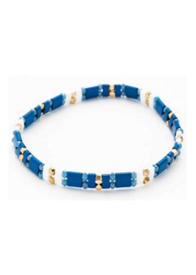 Tila Bead Bracelet 86-8126 by MERX Sofistica