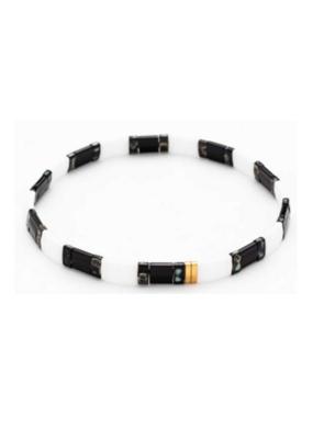 Tila Bead Bracelet 86-8129 by MERX Sofistica