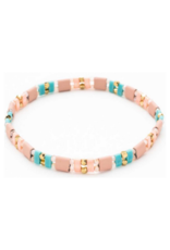 Tila Bead Bracelet 86-8123 by MERX Sofistica