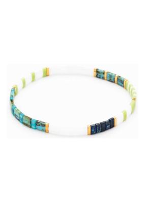 Tila Bead Bracelet 86-8132 by MERX Sofistica