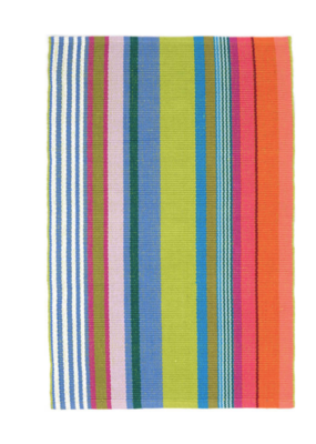 Dash & Albert Dash & Albert Mellie Stripe Woven Cotton
