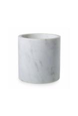 Hofland Marble Pot White Medium