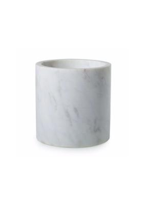 Marble Pot White Medium
