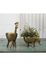 Hofland Gia Giraffe Planter