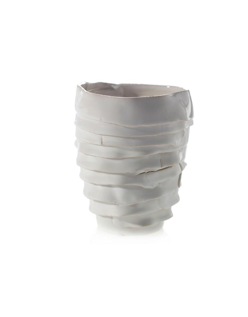 Hofland Artsi Vase White