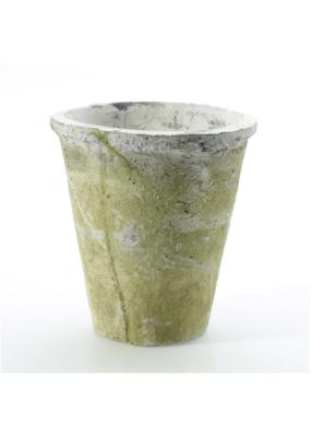 Hofland Antique White Pot Medium