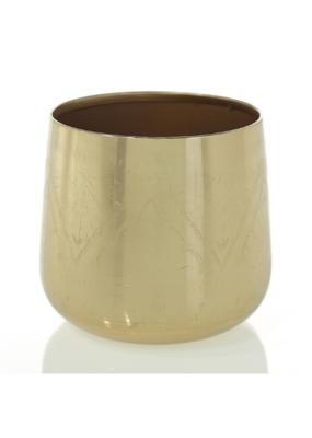 Hofland Tulum Pot Gold Small