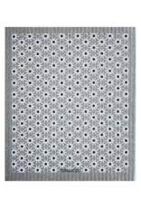Ten & Co. Swedish Sponge Cloth Starburst Grey