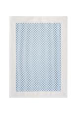Ten & Co. Ten & Co. Teatowel Starburst Blue & White