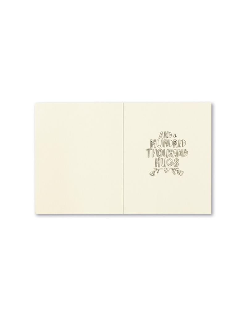 A Million Billion Thank Yous Card