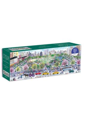 Michael Storrings Cityscape Panoramic Puzzle