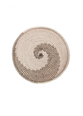"style in form Vina Wall Tray 20"" Swirl"