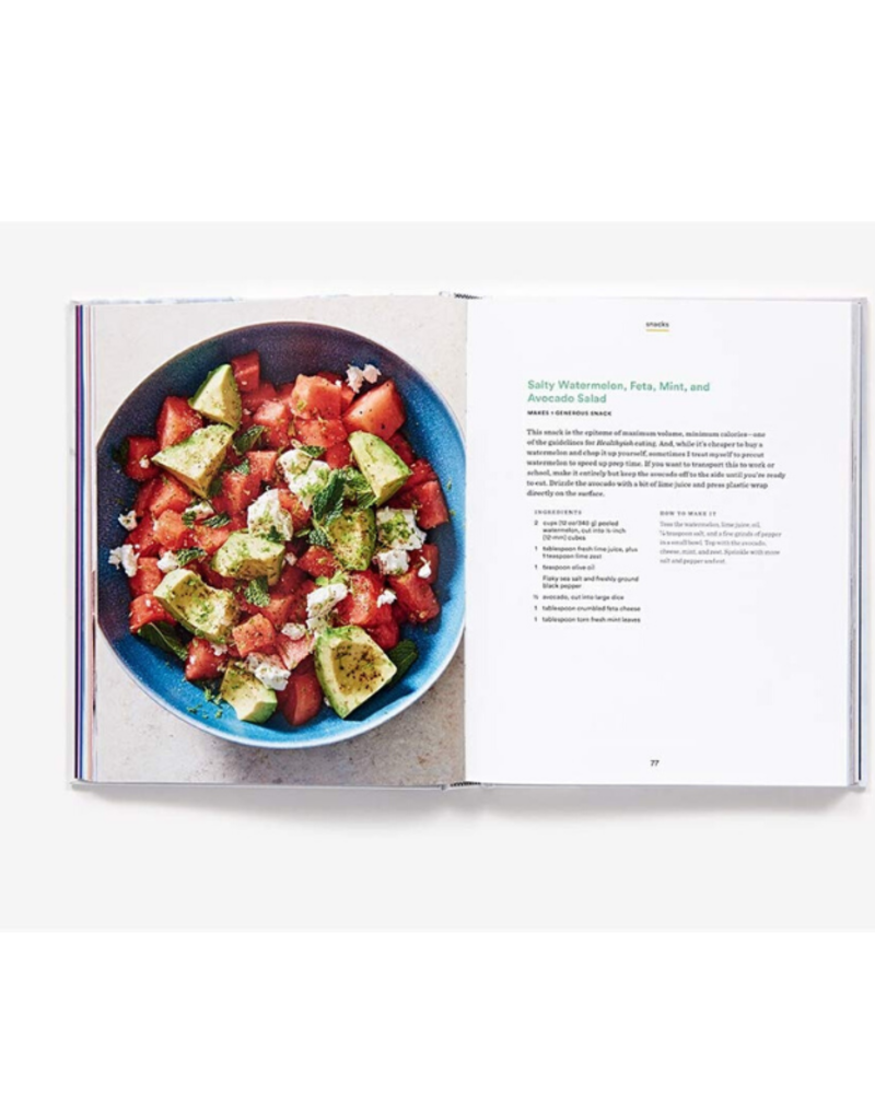 hachette Healthyish Cookbook