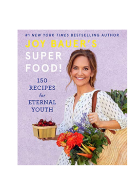 hachette Joy Bauer's Superfood Cookbook