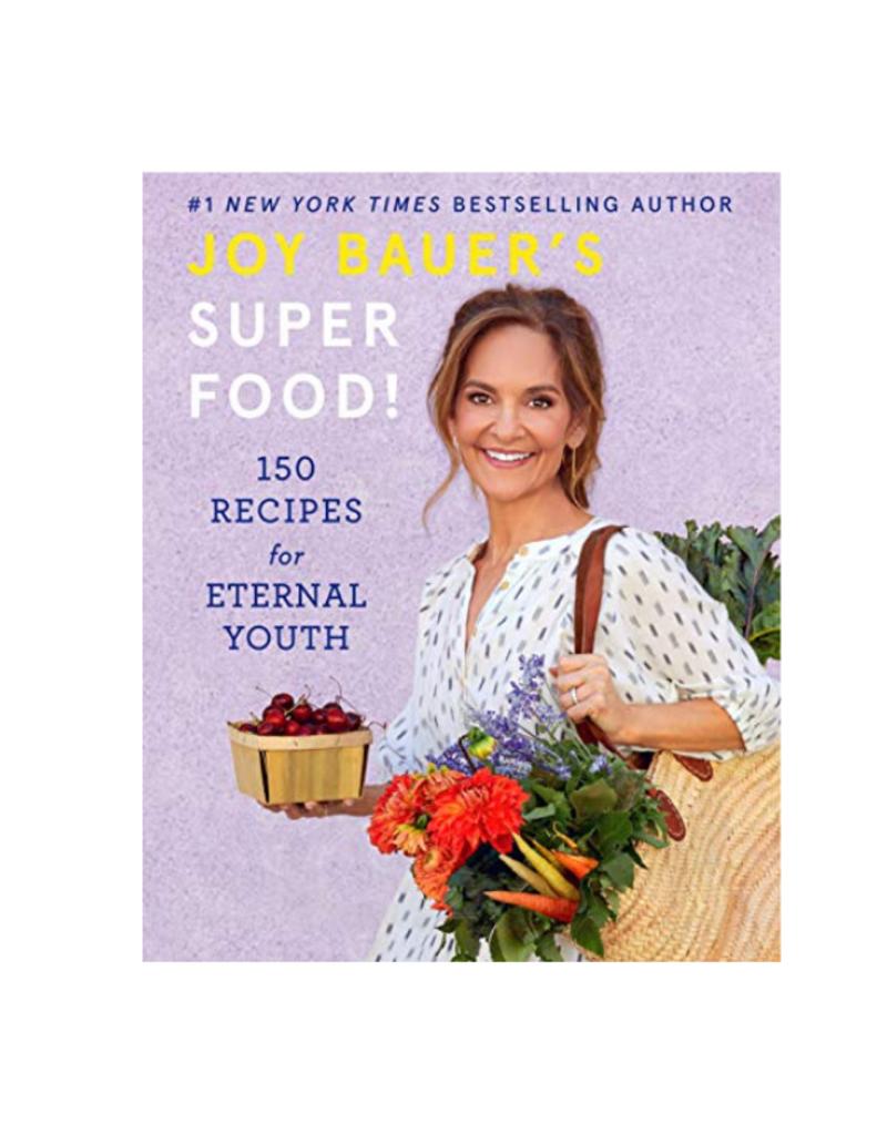 hachette Joy Bauer's Superfood Cookbook
