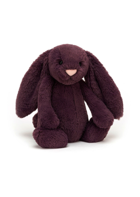 Jellycat Jellycat Bashful Plum Bunny Large
