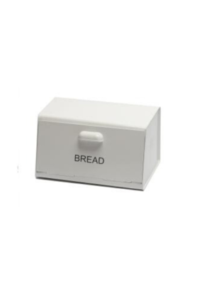 Decorsense White Bread Box