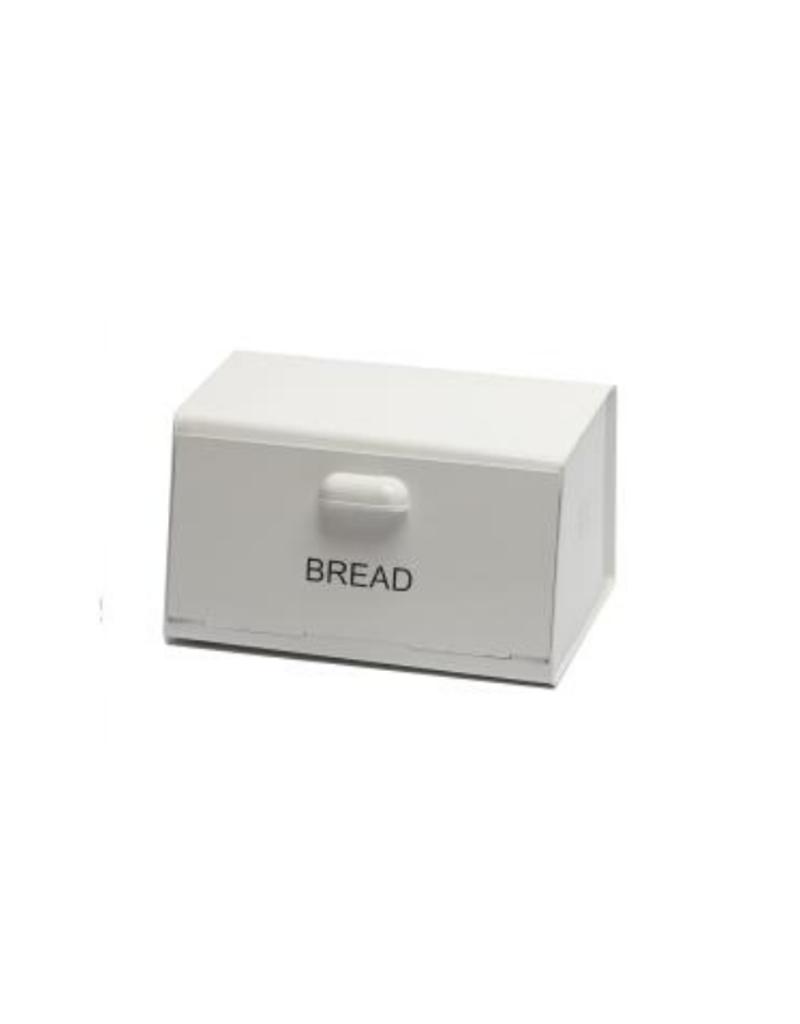 Decorsense White Bread Box